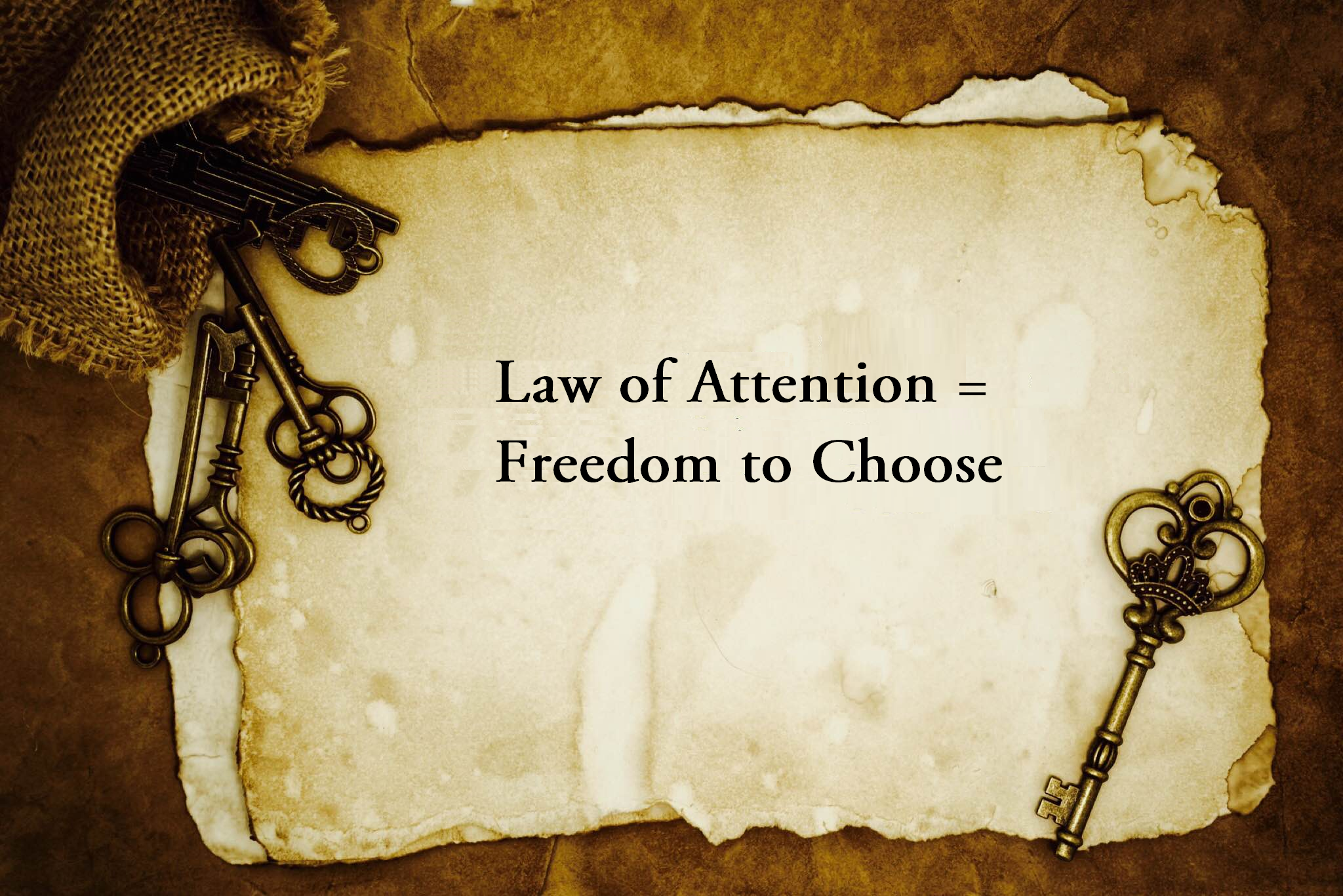 Using the Law of Attraction to Manifest Success